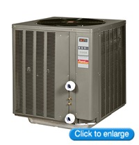 Compact Series Pool Heat Pump